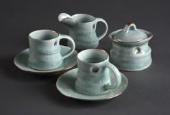 Tea set - Harriet Coleridge